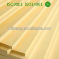Espuma de poliestireno extrudido placa( xps painel) 2400*1200*60