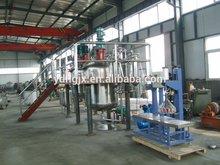 500L per batch paint/coat production plant