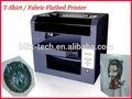T publicité- shirt. imprimante un 3, numériques machine d'impression de tissu