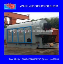 DZL series coal fired horizontal low pressure hot water boiler