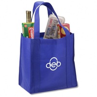 french style promotional pet non woven bags