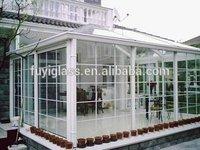 glass sunny room