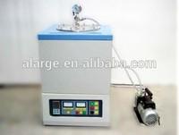 Lab Heating Furnace upto 1700C QSH-1700Mini vacuum Crucible furnace