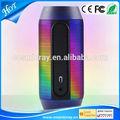 portable bluetooth prêt moto led light show parleur extérieur sans fil