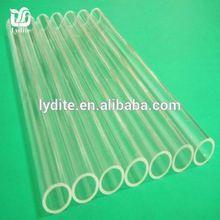 custom design new arrive large diameter acrylic tube,large tubes,training tube set