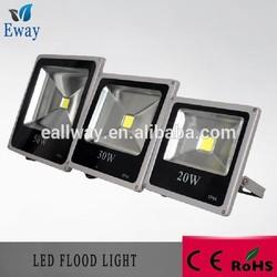 LED Flood light Bridgelux LED with Meanwell driver 10W 20W 30W 50W 70W CE ROHS FCC 3years warranty time