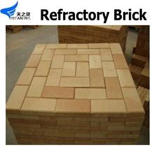 High Alumina Insulating Fire Brick For Furnace made in zhengzhou