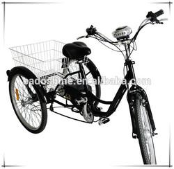 3 wheel motorized bike,electric cargo trike, three electric cargo tricycle