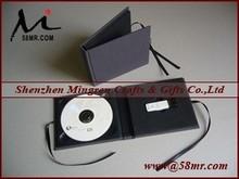 Nice Wedding Leather CD DVD USB Case