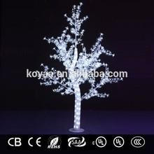 LED crystal valentines tree lights