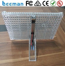 retail display video screens high transparent led extremely high transparency glass led curtain screen