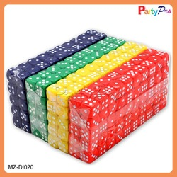 2015 Hot Sale Promotion New Product Acrylic Dice Factory Erotic Dice Blank Dice