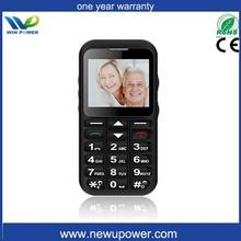 Newest W82 Widescreen GSM & WCDMA senoir phone dual wcdma phones