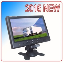 best selling 9 inch car/bus/truck reversing monitor with stand alone