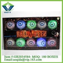 moda di halloween decorazione della lampada acustico fantasma occhio lampada