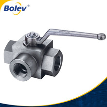 Free sample available factory supply popular product 304 ball valve