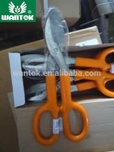 American Type Tinman Snip/American Style Iron ScissorTin Shears for cutting steel sheet/strip