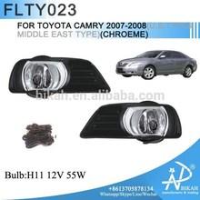 Fog Light For TOYOTA CAMRY 2007 2008 U.S.TYPE & MIDDLE EAST TYPE CHROEME Fog Lamp