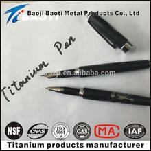 Chinese titanium fountain pen types ink pens