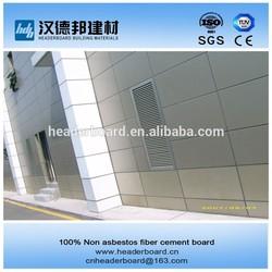 Skirting sheet fiber cement board100% non asbestos