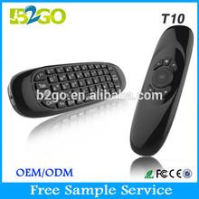 2.4GHz mini wireless keyboard smart touch controller