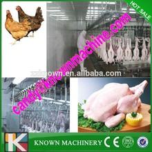 500 unidades por hora de pollo matadero de venta