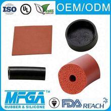 solid foam rubber wheel
