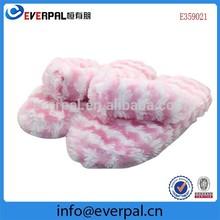Winter Bedroom Flip Flops Pink