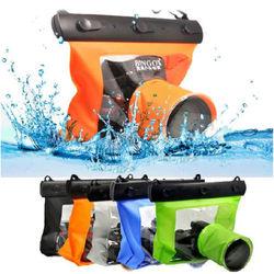 Waterproof Underwater Housing Case Bag for SLR DSLR