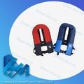 de seguridad y de la moda de aire automática chaleco salvavidas inflables para adultos