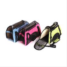 New Design pet carrier bag nylon dog bed