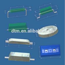 Sacrificial zinc anode for storage corrosion-resistant,cathodic protection anode,cathodic protection sacrificial anode