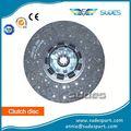 Disque d'embrayage automatique de gros de haute qualité embrayage à disques pour mercedes benz truck lourds: 1861 912 035