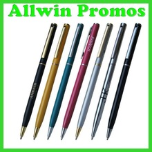 Custom Logo Thin Metal Pen