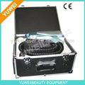 portable 1064nm 532nm nd yag laser pulsado dye laser para tatuagem remoção vascular e rejuvenescimento da pele