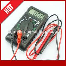 Pocket digital multimeter with 8 functions dt182