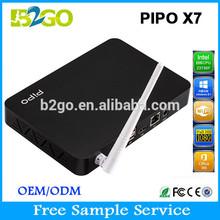 PIPO X7 Smart TV Box Intel Atom Z3736F 1.8GHz Quad Core 2GB/32GB IPTV XBMC Media Player