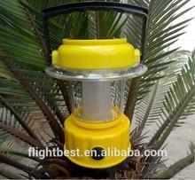 The famous brand waterproof fashion double panels solar led lantern lamp, Solar led camping lantern ,solar lamp to Netherlands