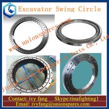 Hot Sale Excavator Swing Circle Swing Bearing for Daewoo DH200-3