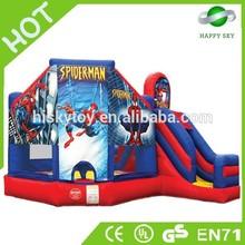 Hot CE certificate 0.55mm PVC bounce around inflatables,inflatable castle, animal inflatable bouncer