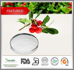 Low price supply 100% Natural Bearberry Extract/20%~99% Arbutin