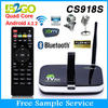 Hot selling Allwinner A31s quad core digital tv converter box