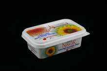 custom transparent plastic food box container with 15 years