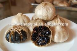 GMP factory supply BV certificated High grade Black Garlic P.E.CAS:539-86-6