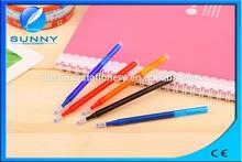 hot sale low price multi color gel ink pen refill