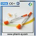 China fornecedor de seringa de insulina/insulina calibre da agulha