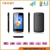 4.0 Inch WVGA Dual Core 3G Smartphone taiwan smartphone manufacturer