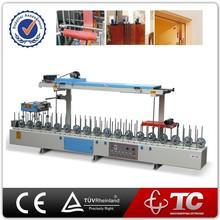 plastic pvc stretch coating film wrapping machine