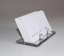 New Fancy Popular acrylic name card holder, Name card box