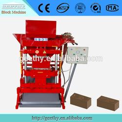 machine for building materials eco premium 2700 automatic clay brick manufacturing soil cement brick machine price